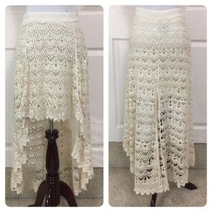 NWT! Urban Outfitters lace skirt